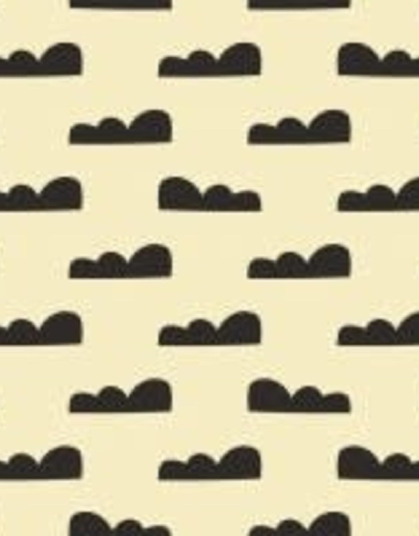 About Blue Fabrics Blos clouds