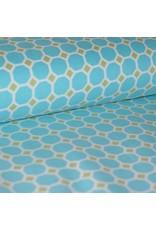 Robert Kaufman Cool cords blauw