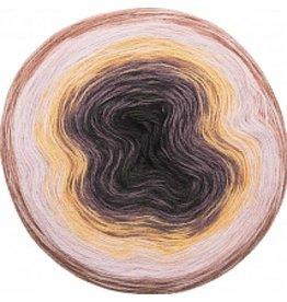 Rico Design Creative wool dégradé super 6 poeder - grijs