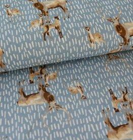 Stik-Stof Deer family