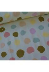 Rico Design Dots mettallic