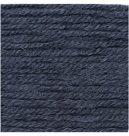 Rico Design Essential Alpaca twist chunky donkerblauw