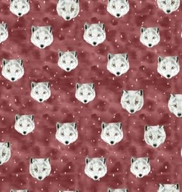 Family fabrics fox red
