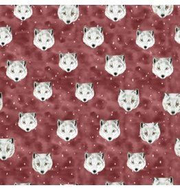 Family fabrics fox red