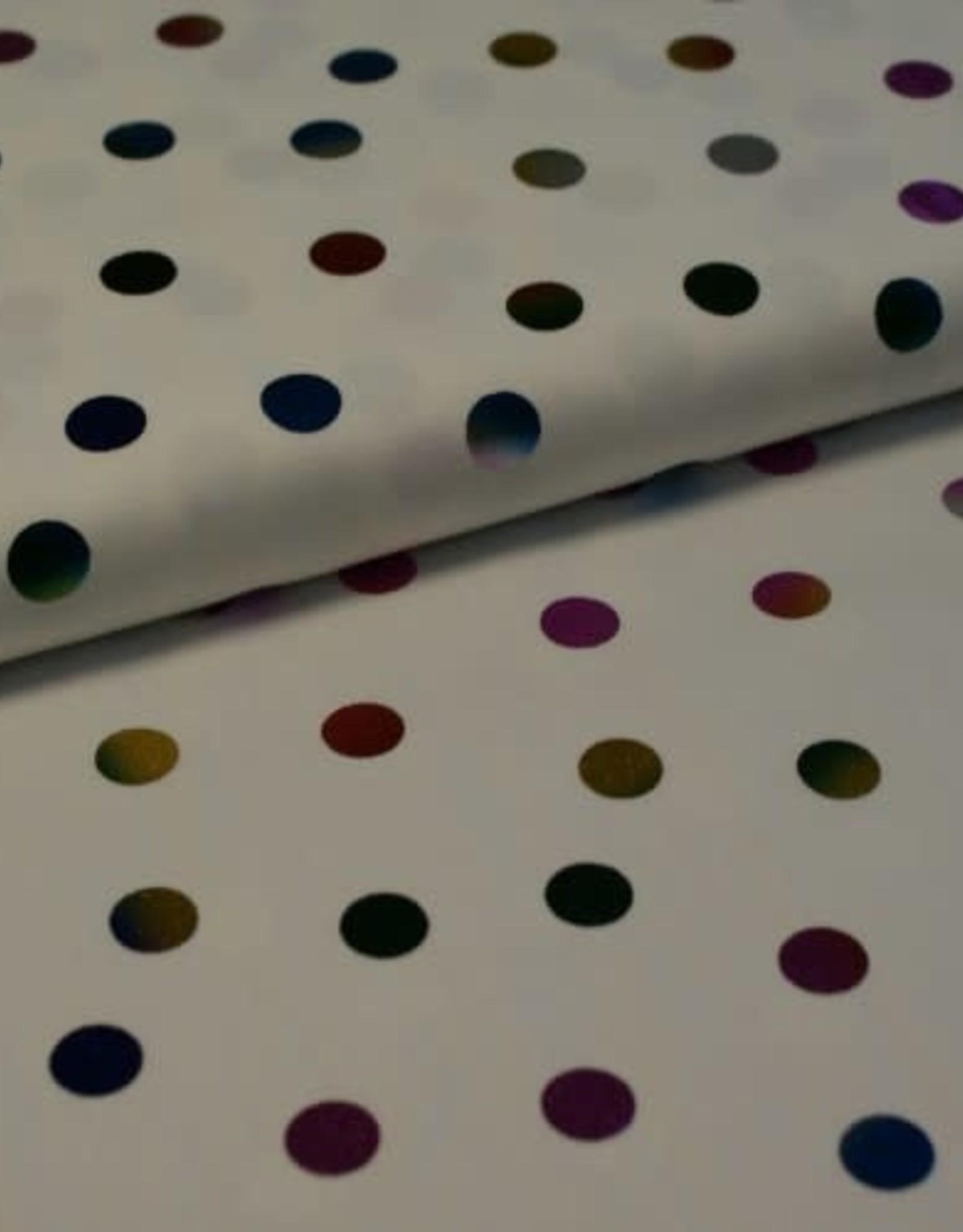 Rico Design Gekleurde hotfoil bolletjes