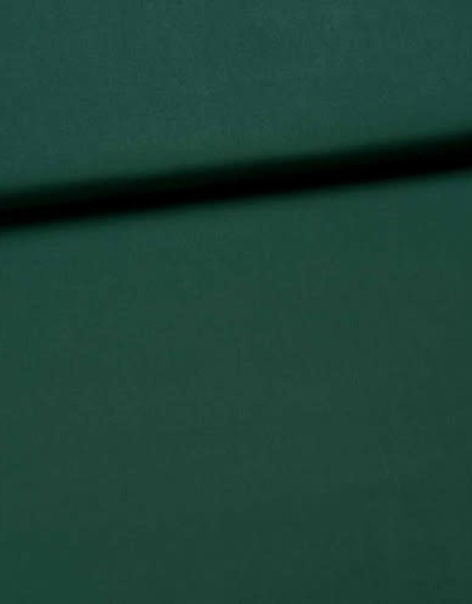 Editex Groene satijnkatoen COUPON 1.30 meter