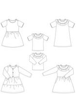 Bel' Etoile Hazel jurk/top kids