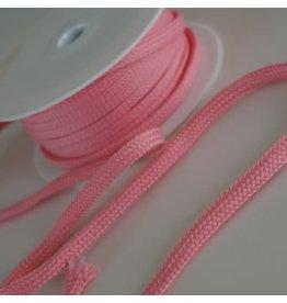 Stik-Stof Hoodie koord roze