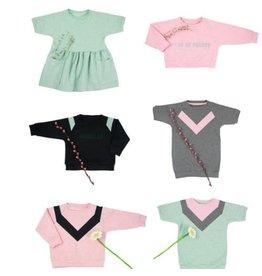 Bel' Etoile Isa Sweater jurk & top papieren versie