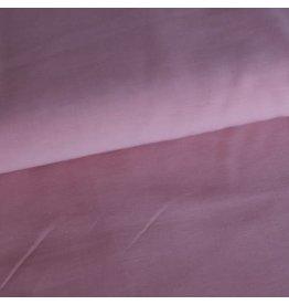 Editex Katoen met beetje elasticiteit oud roze