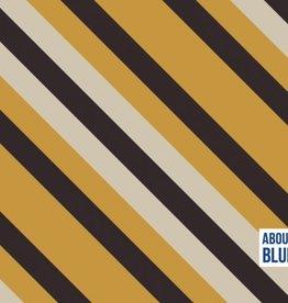 About Blue Fabrics Milk moka