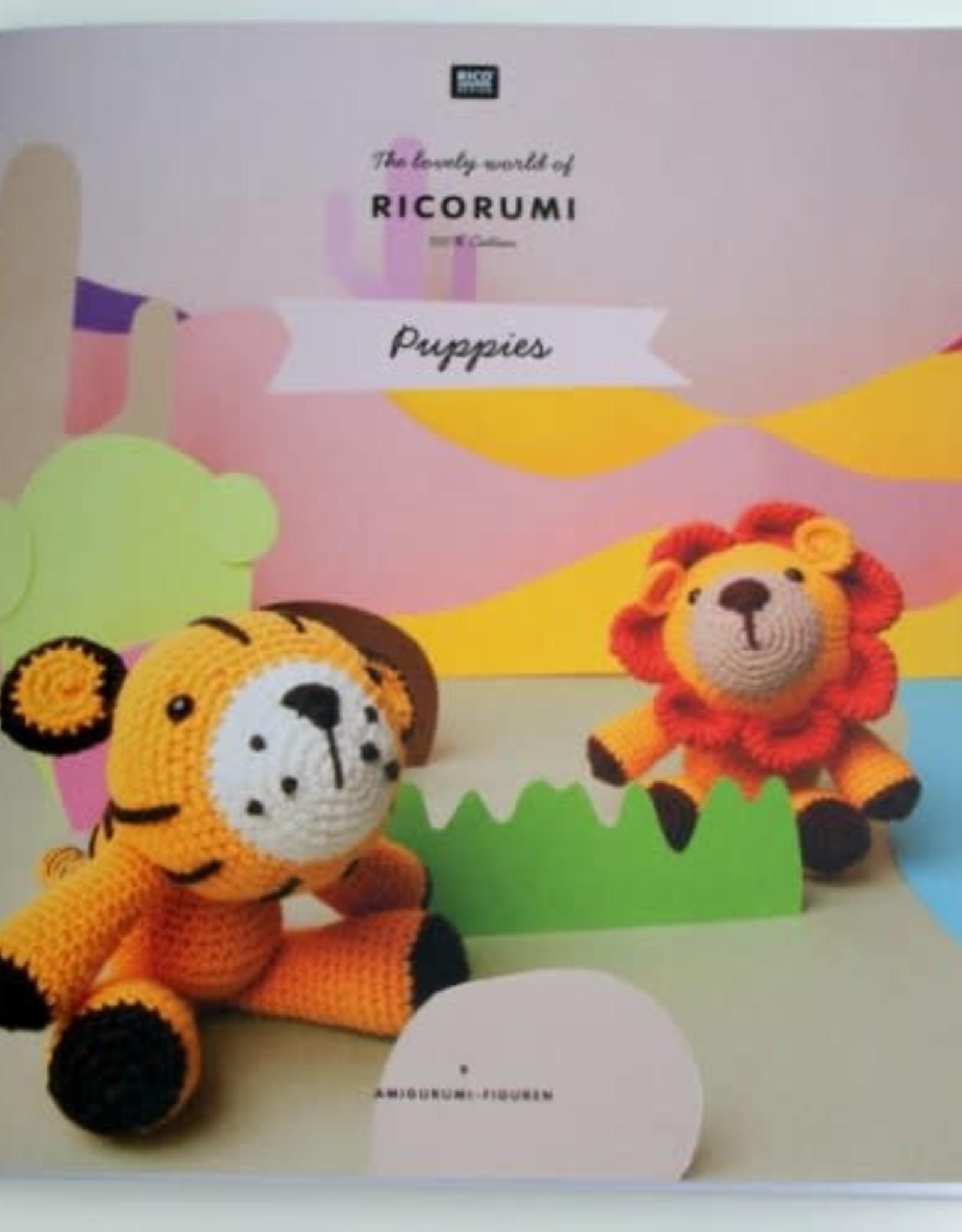 Rico Design Ricorumi puppies 9 figuren