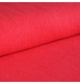 Stik-Stof Sheepskin rood