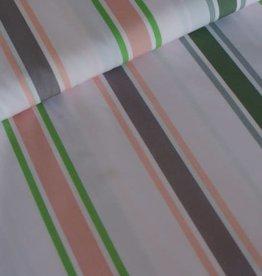 About Blue Fabrics Stripes COUPON 70 cm