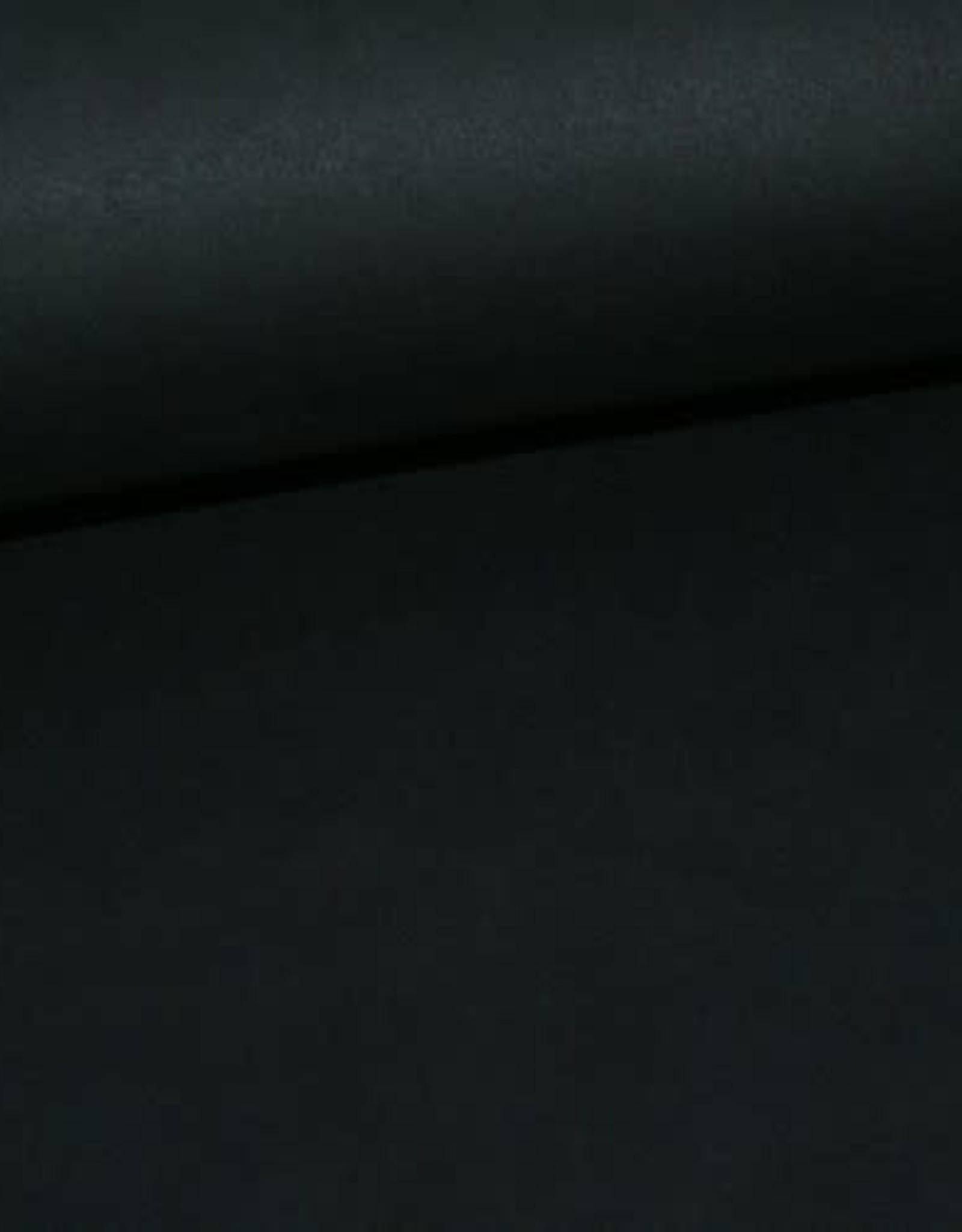 Stik-Stof Suede scuba zwart