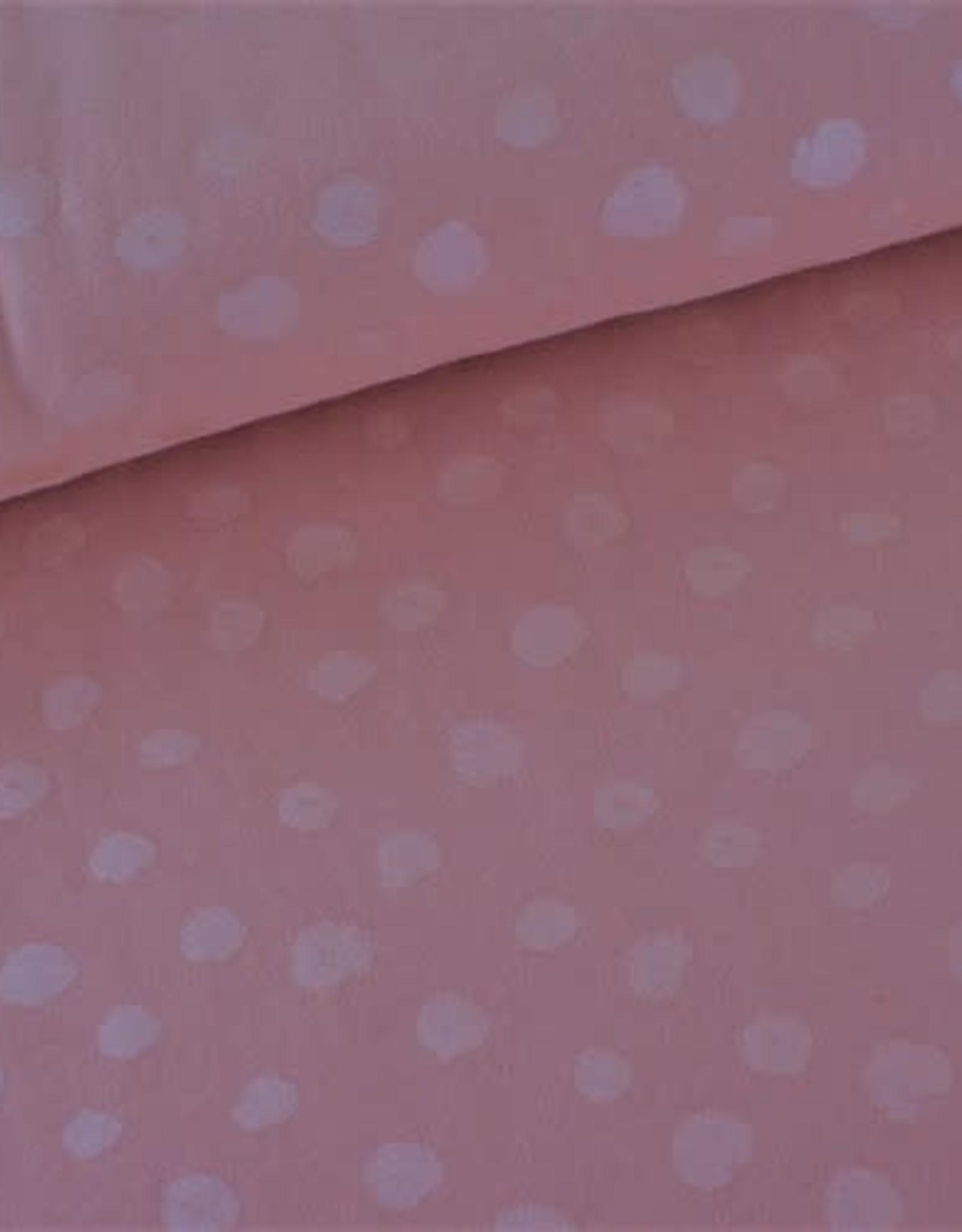 Rico Design Sweater roze dots