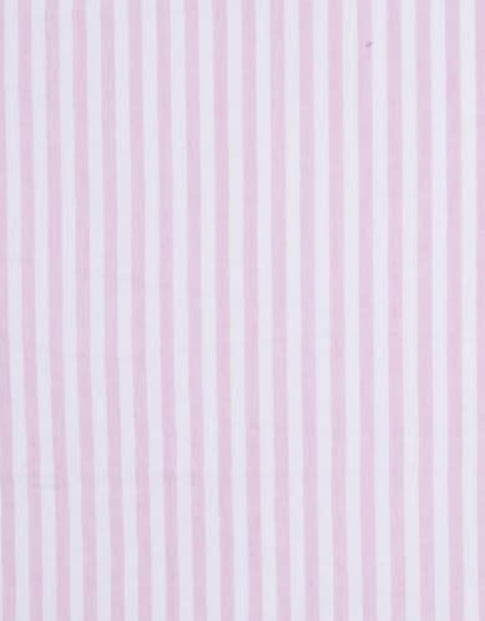 Stripes rose/ wit