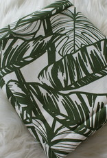Domotex Leaves katoen COUPON 1.55m
