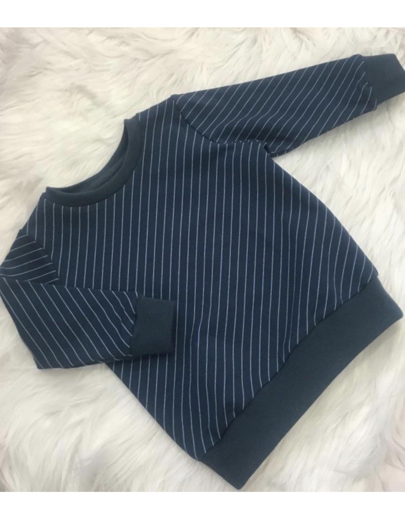 Stik-Stof Morning paper Sweater