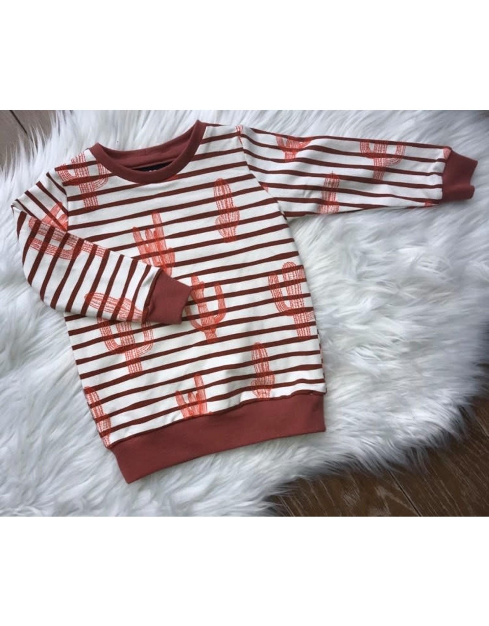 Stik-Stof Go West Sweater