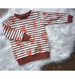 Stik-Stof Go West Sweater
