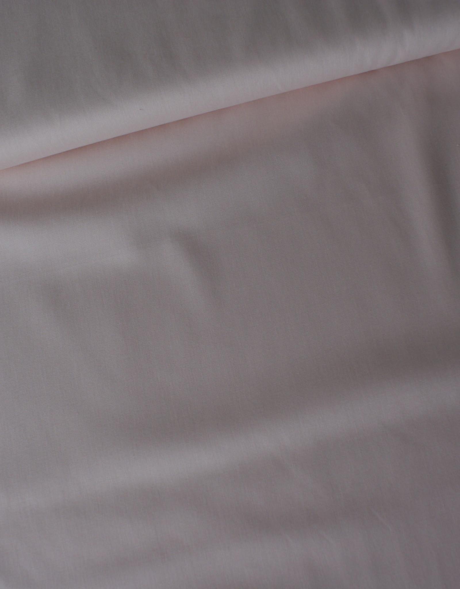 Stik-Stof Uni katoen roze