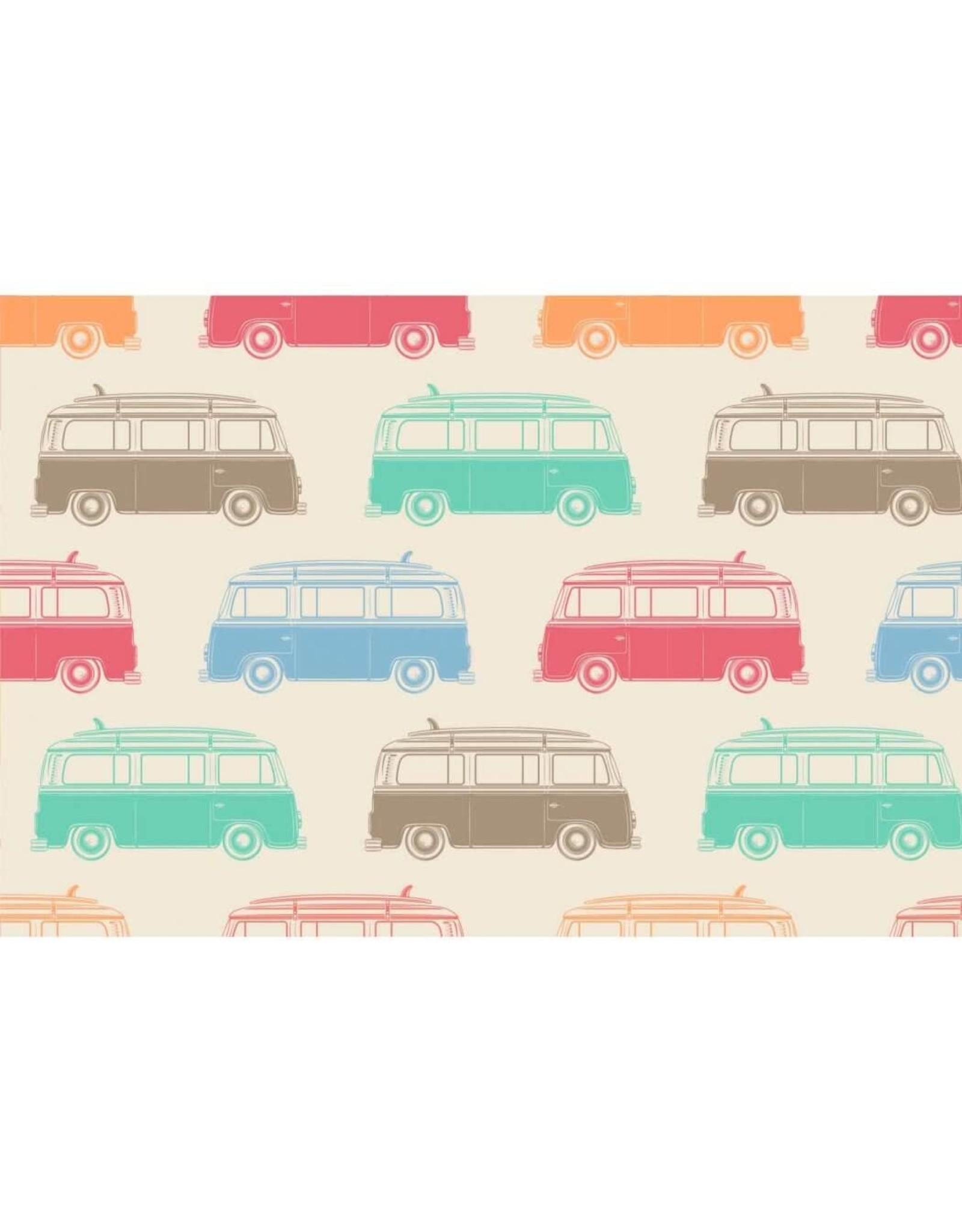 Megan Blue Volkswagen van 's