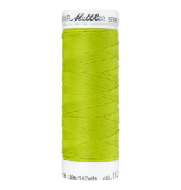 Mettler Seraflex elastisch naaigaren groen 1147