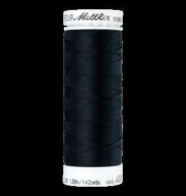 Mettler Seraflex elastisch naaigaren 4000 zwart