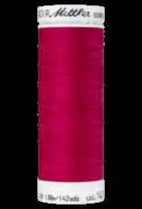 Mettler Seraflex elastisch naaigaren donkerroze 1421