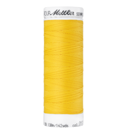 Mettler Seraflex elastisch naaigaren geel 0120