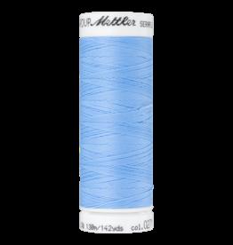 Mettler Seraflex elastisch naaigaren lichtblauw 0271