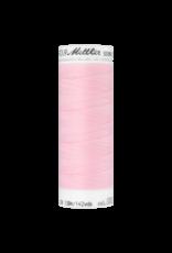 Mettler Seraflex elastisch naaigaren rose 0082