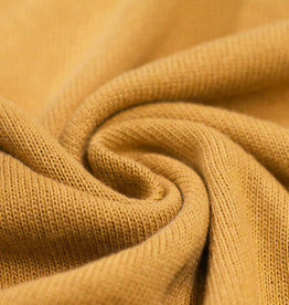 Stik-Stof Baby knit oker