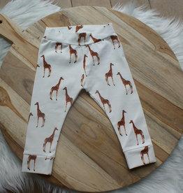 Stik-Stof Legging giraffe