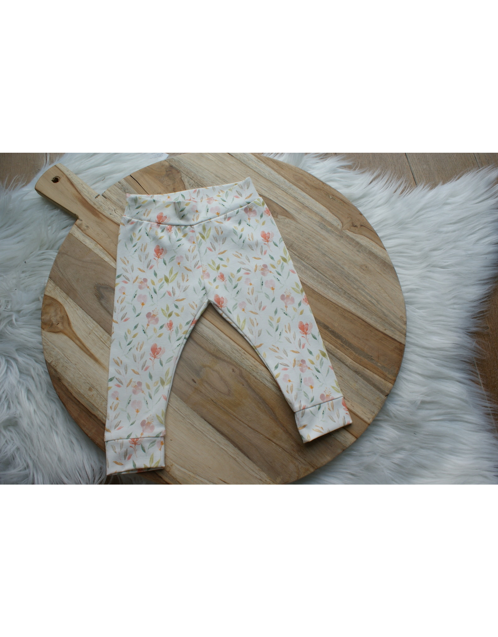 Legging summer flower