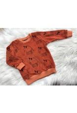 Stik-Stof Lewis the elephant Sweater