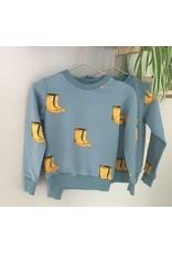 Stik-Stof Sweater laarsjes