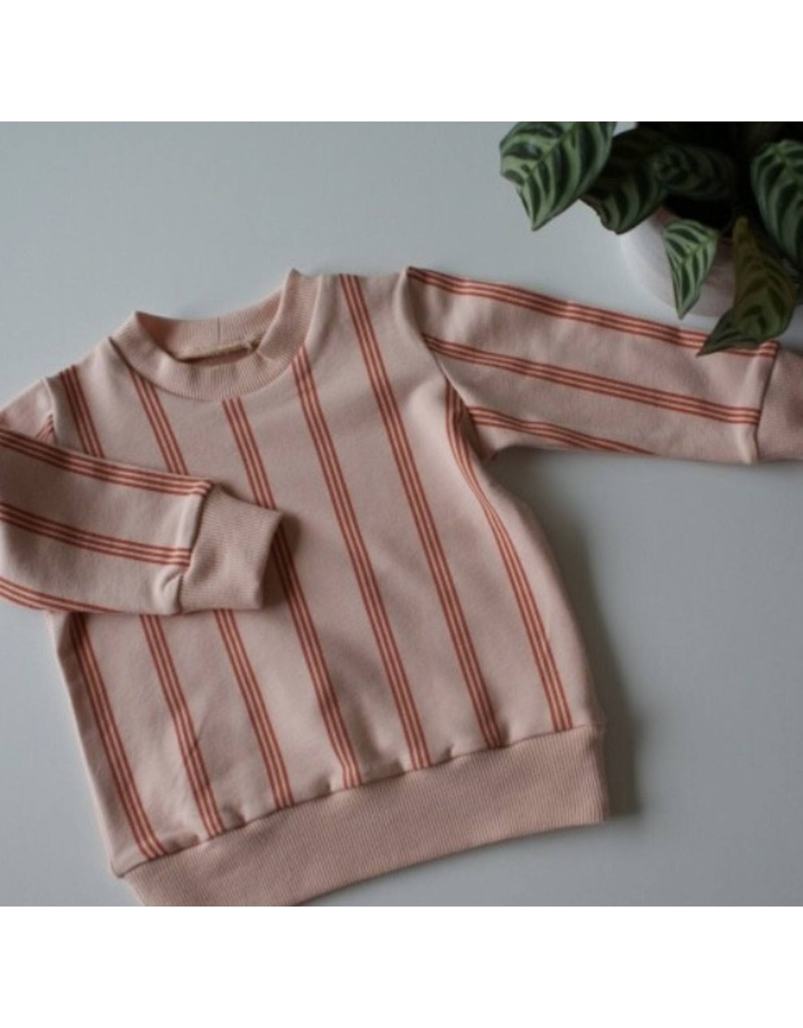 Stik-Stof Three lines Sweater