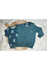 Stik-Stof Sweater Paper birds