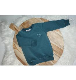 Stik-Stof Sweater Bird