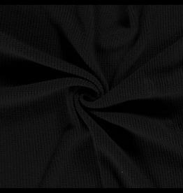 Stik-Stof Big knitted zwart