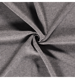 Stik-Stof Big knitted middengrijs
