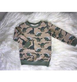 Stik-Stof Sweater dino