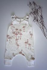 Family fabrics Flamingo