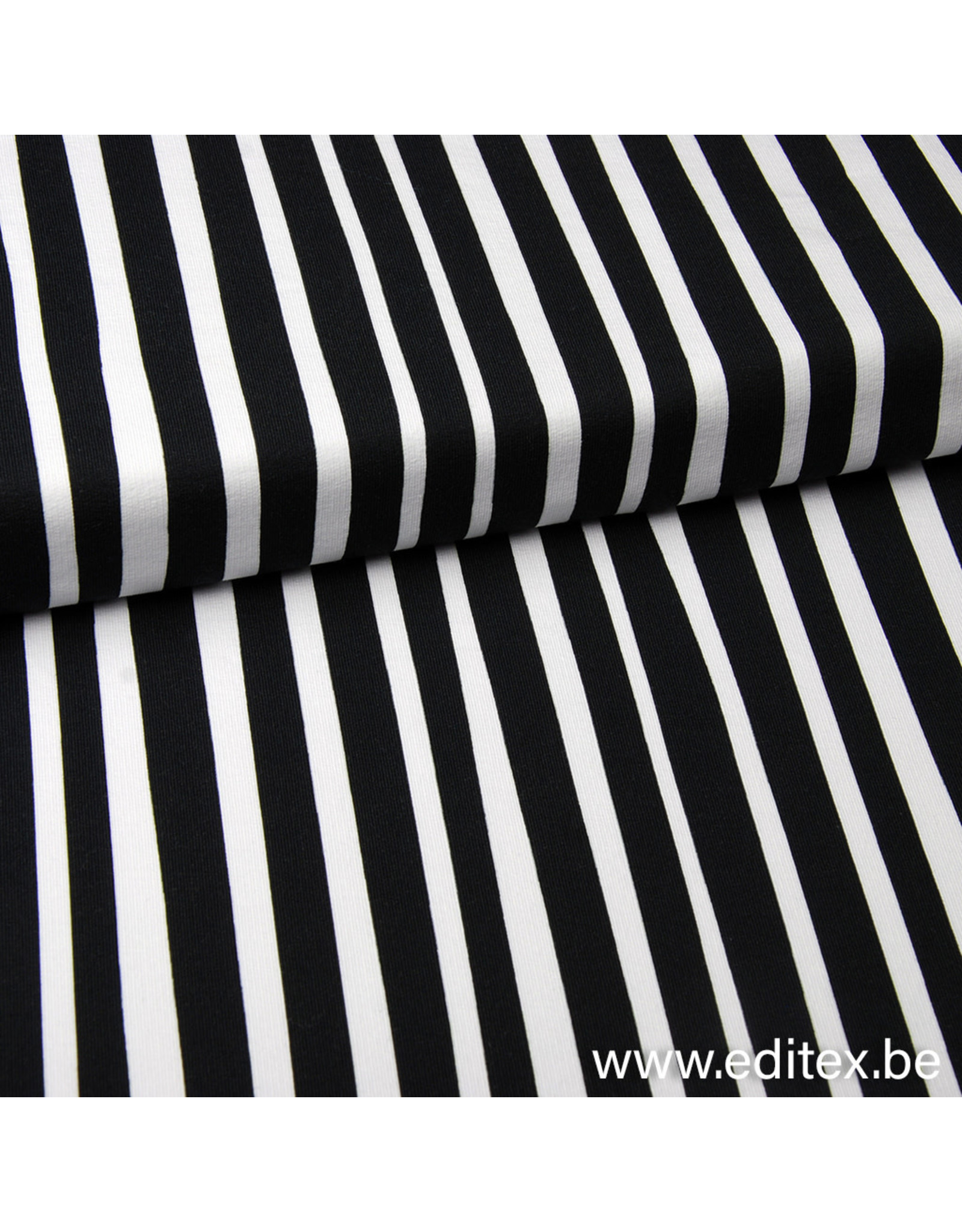 Eva Mouton zebra stripes
