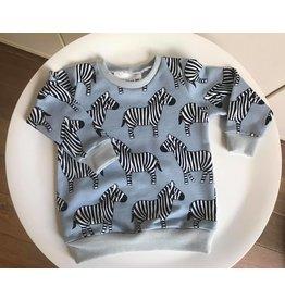 Stik-Stof Sweater Zebra