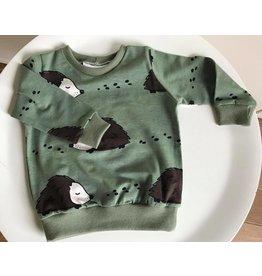 Stik-Stof Sweatshirt egels
