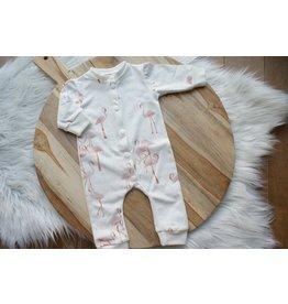Stik-Stof Kruippakje flamingo newborn 0-2 maanden