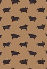 About Blue Fabrics Wonders of life bull